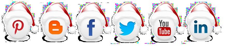 xmas-social-media