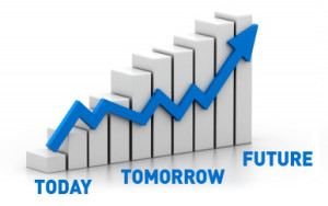 growth today,tomorrow,future