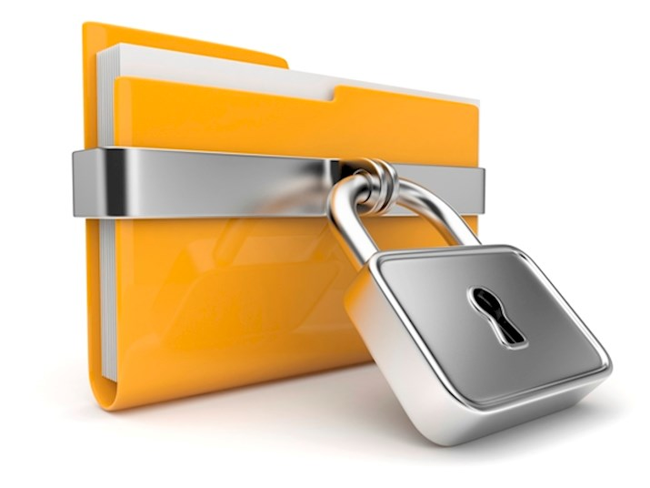 secured-folder-with-key