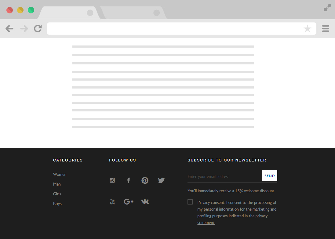 sign-form-in-footer