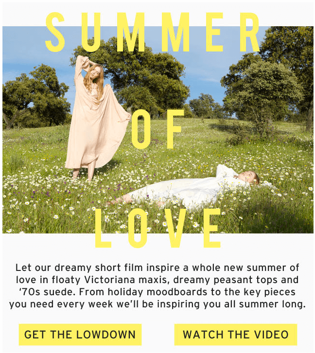 summer-of-love-email-template
