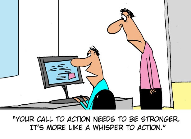 No-call-to-action