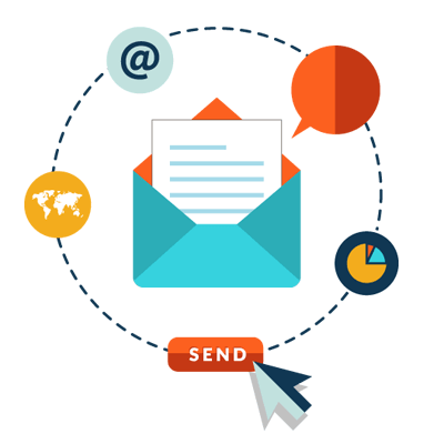 email-envelope-in-the-middle-and-its-component-around-it