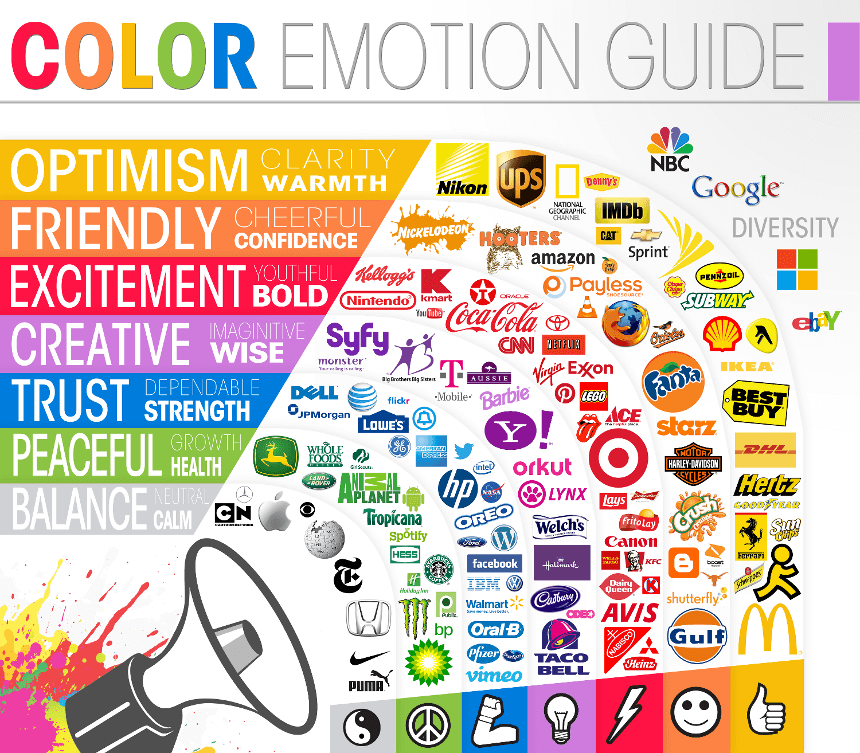 color-in-email-expressions and feelings